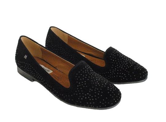 Loafer Maria Mare 68059 Μαυρο