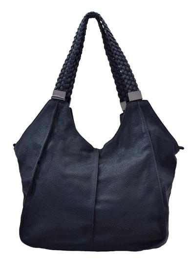Μπλε τσάντα ώμου 7740-3