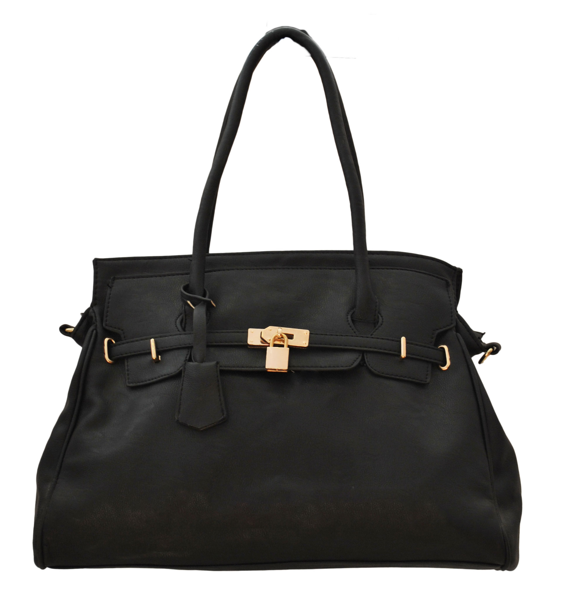 Μαύρη τσάντα ώμου JGL 6806