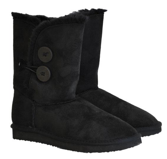 Μαύρο Australian Boot 8092 Classic