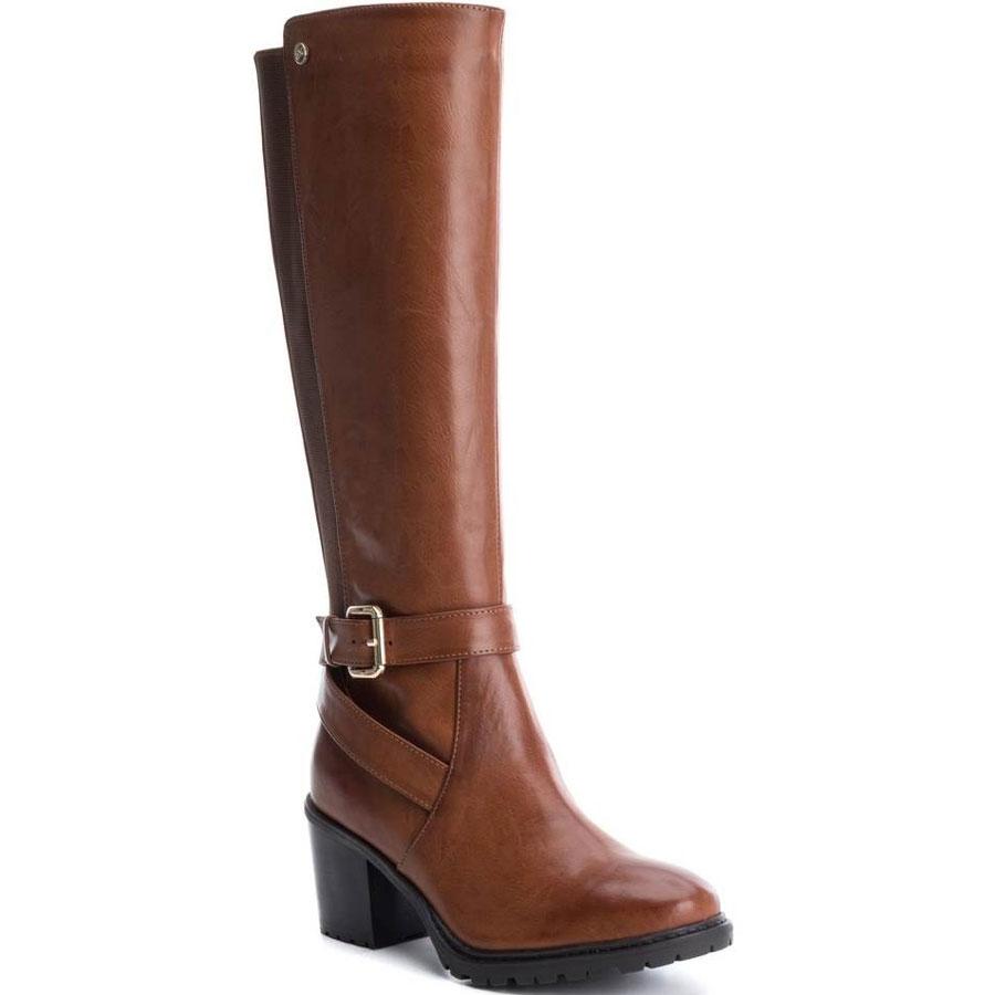 Καμελ μπότα με τακούνι Xti 47369