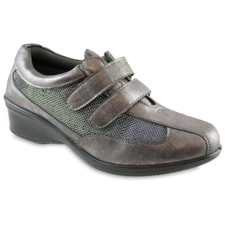 Γκρι sneakers 5176-2