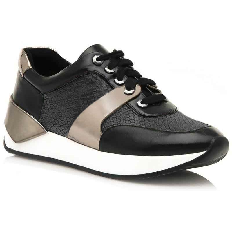 Μαύρο sneakers MariaMare 62026