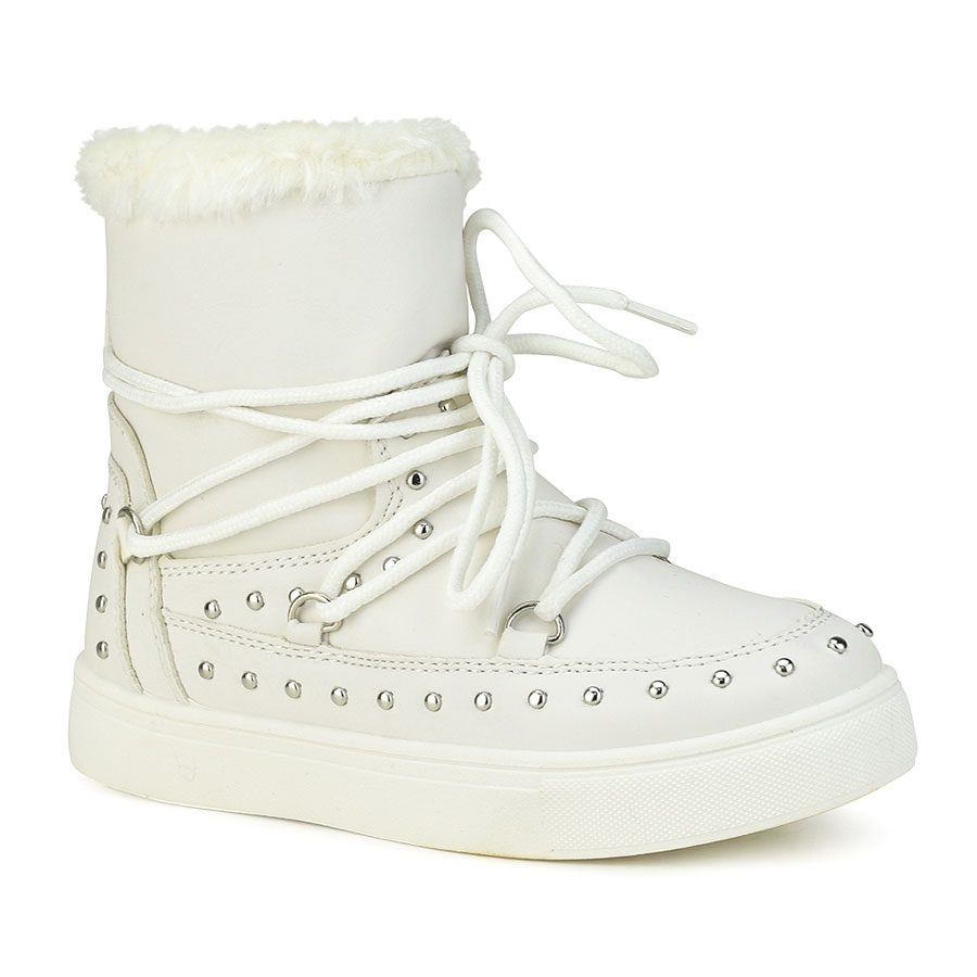 Λευκό παιδικό Moon Boot 66-42
