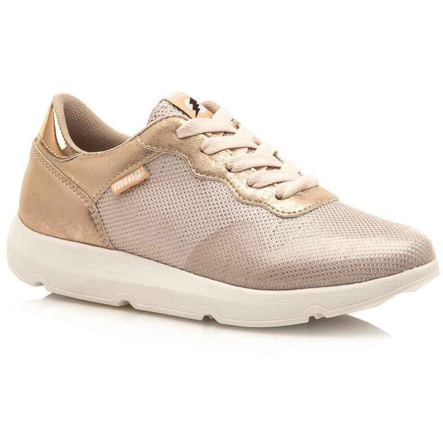 Nude sneakers MTNG 69184
