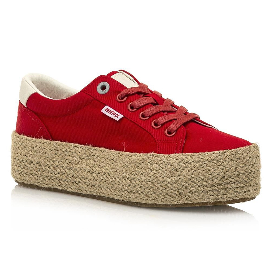 6e37f47b61f Κόκκινο sneaker MTNG 69492