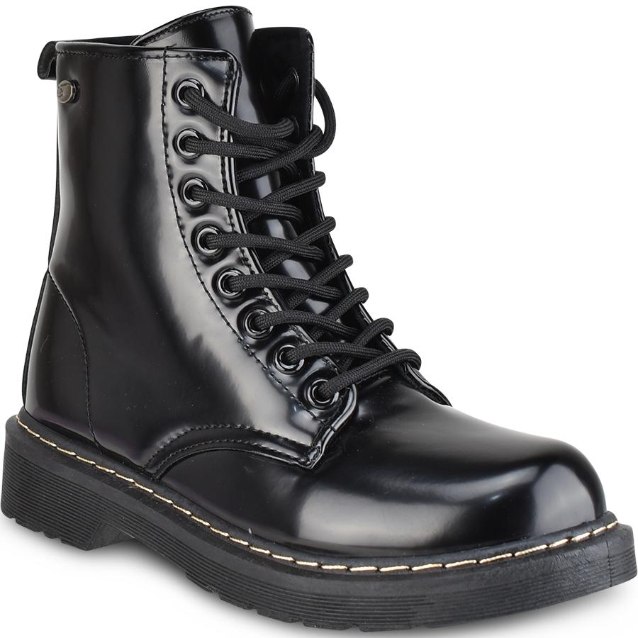 Μαύρο φλορεντικ αρβυλάκι Isteria 7301