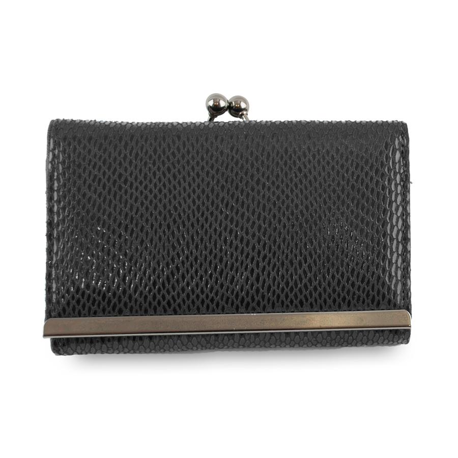 Μαύρο πορτοφόλι G23