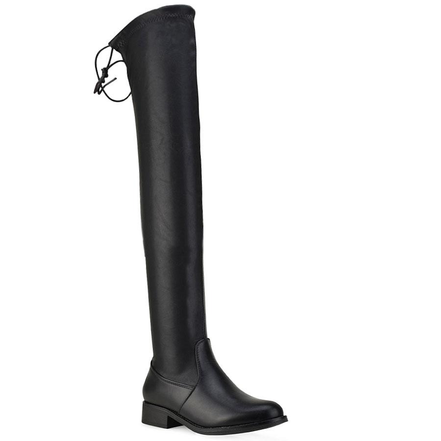 Μαύρη μπότα C1789