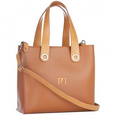 Νέο Ταμπα eco-leather τσάντα ώμου Pierro Accessories 90557EC11 cc3c45825e2