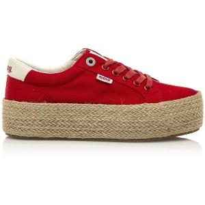 Κόκκινο sneaker MTNG 69492
