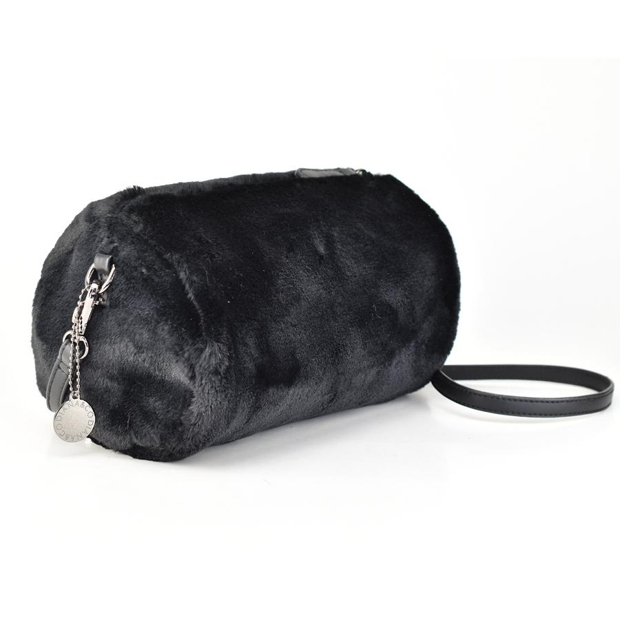 Μαύρη τσάντα βαρελάκι Diana   Co. DYH244-2 b9c4963cbf5