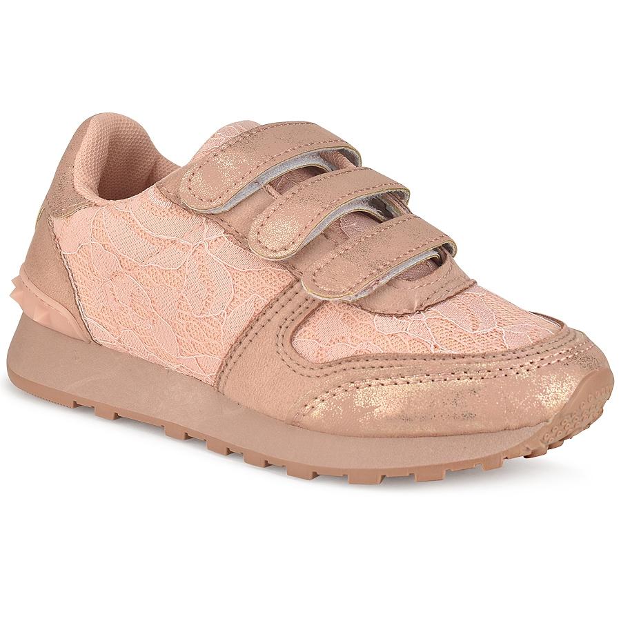 Ροζ παιδικό sneakers M9107