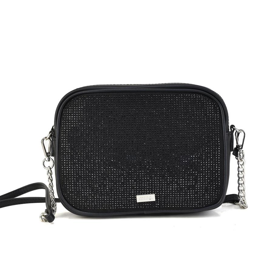 Μαύρη τσάντα χειρός MTNG STRATUS 86c0e2ce8d9