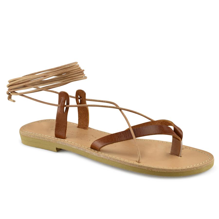 Δερμάτινo ταμπα σανδάλι Tsakiris Sandals TS931